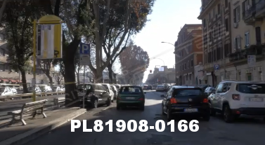 Vimeo clip HD & 4k Driving Plates Rome, Italy PL81908-0166