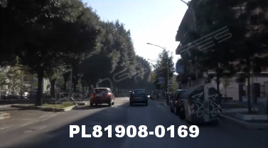 Vimeo clip HD & 4k Driving Plates Rome, Italy PL81908-0169