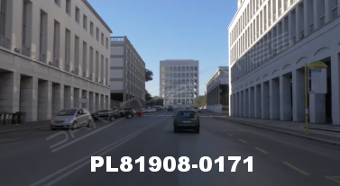 Vimeo clip HD & 4k Driving Plates Rome, Italy PL81908-0171