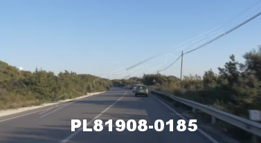 Vimeo clip HD & 4k Driving Plates Rome, Italy PL81908-0185