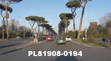 Vimeo clip HD & 4k Driving Plates Rome, Italy PL81908-0194