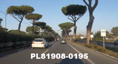 Vimeo clip HD & 4k Driving Plates Rome, Italy PL81908-0195