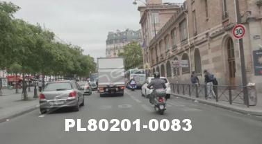 Vimeo clip HD & 4k Driving Plates Paris, France PL80201-0083