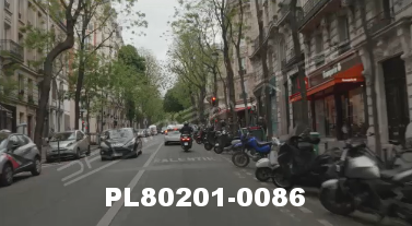 Vimeo clip HD & 4k Driving Plates Paris, France PL80201-0086