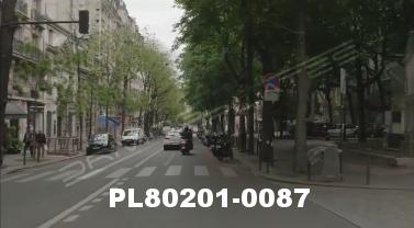 Vimeo clip HD & 4k Driving Plates Paris, France PL80201-0087