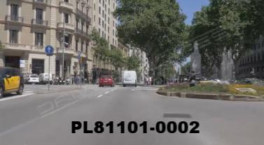 Vimeo clip HD & 4k Driving Plates Barcelona, Spain PL81101-0002
