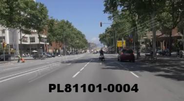 Vimeo clip HD & 4k Driving Plates Barcelona, Spain PL81101-0004