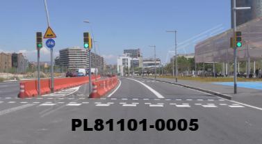 Vimeo clip HD & 4k Driving Plates Barcelona, Spain PL81101-0005