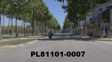 Vimeo clip HD & 4k Driving Plates Barcelona, Spain PL81101-0007