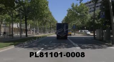 Vimeo clip HD & 4k Driving Plates Barcelona, Spain PL81101-0008