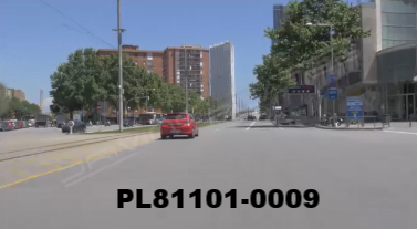 Vimeo clip HD & 4k Driving Plates Barcelona, Spain PL81101-0009