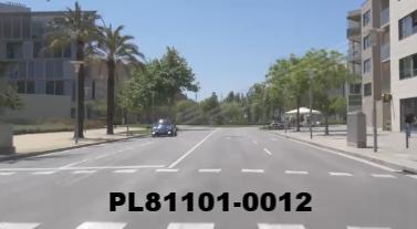 Vimeo clip HD & 4k Driving Plates Barcelona, Spain PL81101-0012