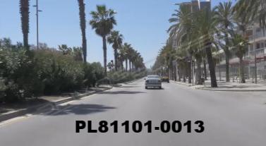 Vimeo clip HD & 4k Driving Plates Barcelona, Spain PL81101-0013