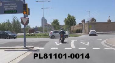 Vimeo clip HD & 4k Driving Plates Barcelona, Spain PL81101-0014