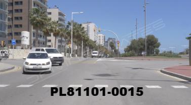 Vimeo clip HD & 4k Driving Plates Barcelona, Spain PL81101-0015