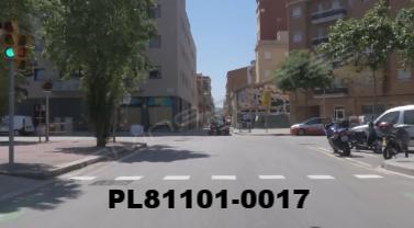 Vimeo clip HD & 4k Driving Plates Barcelona, Spain PL81101-0017