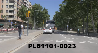Vimeo clip HD & 4k Driving Plates Barcelona, Spain PL81101-0023