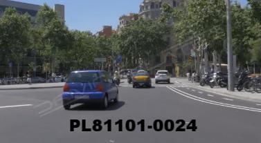 Vimeo clip HD & 4k Driving Plates Barcelona, Spain PL81101-0024
