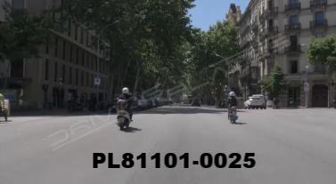 Vimeo clip HD & 4k Driving Plates Barcelona, Spain PL81101-0025