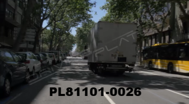 Vimeo clip HD & 4k Driving Plates Barcelona, Spain PL81101-0026