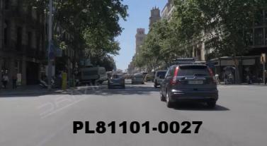 Vimeo clip HD & 4k Driving Plates Barcelona, Spain PL81101-0027