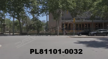 Vimeo clip HD & 4k Driving Plates Barcelona, Spain PL81101-0032