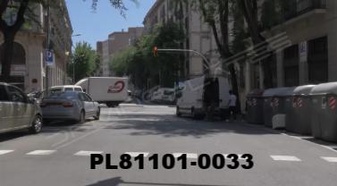 Vimeo clip HD & 4k Driving Plates Barcelona, Spain PL81101-0033