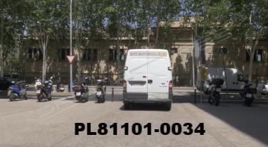 Vimeo clip HD & 4k Driving Plates Barcelona, Spain PL81101-0034