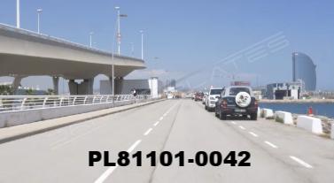 Vimeo clip HD & 4k Driving Plates Barcelona, Spain PL81101-0042