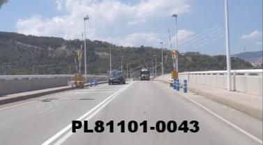 Vimeo clip HD & 4k Driving Plates Barcelona, Spain PL81101-0043