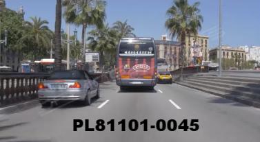 Vimeo clip HD & 4k Driving Plates Barcelona, Spain PL81101-0045