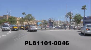 Vimeo clip HD & 4k Driving Plates Barcelona, Spain PL81101-0046