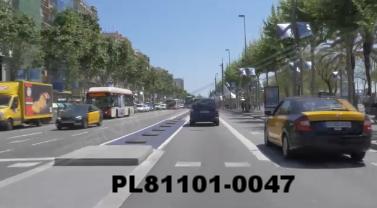 Vimeo clip HD & 4k Driving Plates Barcelona, Spain PL81101-0047