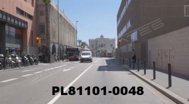 Vimeo clip HD & 4k Driving Plates Barcelona, Spain PL81101-0048