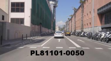 Vimeo clip HD & 4k Driving Plates Barcelona, Spain PL81101-0050