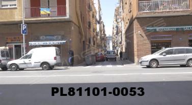 Vimeo clip HD & 4k Driving Plates Barcelona, Spain PL81101-0053