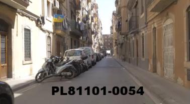Vimeo clip HD & 4k Driving Plates Barcelona, Spain PL81101-0054
