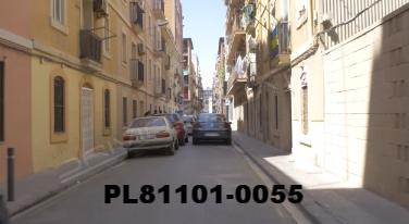 Vimeo clip HD & 4k Driving Plates Barcelona, Spain PL81101-0055