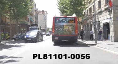 Vimeo clip HD & 4k Driving Plates Barcelona, Spain PL81101-0056