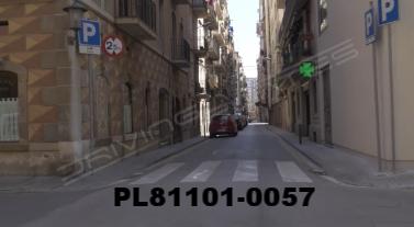 Vimeo clip HD & 4k Driving Plates Barcelona, Spain PL81101-0057