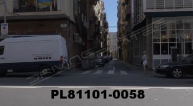 Vimeo clip HD & 4k Driving Plates Barcelona, Spain PL81101-0058