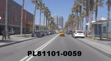 Vimeo clip HD & 4k Driving Plates Barcelona, Spain PL81101-0059
