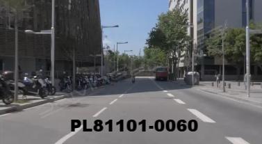 Vimeo clip HD & 4k Driving Plates Barcelona, Spain PL81101-0060