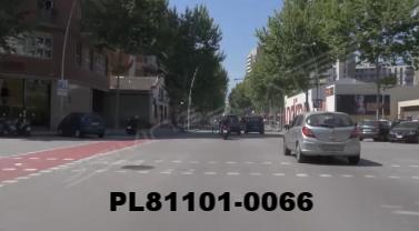 Vimeo clip HD & 4k Driving Plates Barcelona, Spain PL81101-0066