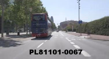 Vimeo clip HD & 4k Driving Plates Barcelona, Spain PL81101-0067