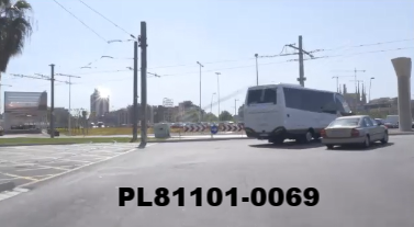 Vimeo clip HD & 4k Driving Plates Barcelona, Spain PL81101-0069