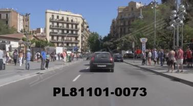 Vimeo clip HD & 4k Driving Plates Barcelona, Spain PL81101-0073
