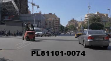 Vimeo clip HD & 4k Driving Plates Barcelona, Spain PL81101-0074