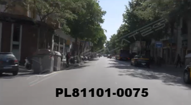 Vimeo clip HD & 4k Driving Plates Barcelona, Spain PL81101-0075