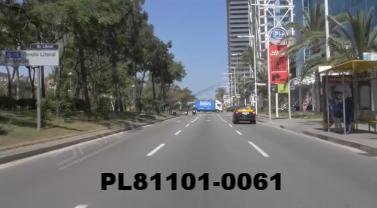 Vimeo clip HD & 4k Driving Plates Barcelona, Spain PL81101-0061